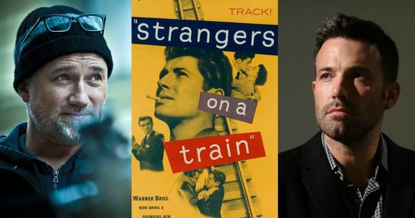 大卫·芬奇(David Fincher)拟翻拍希区柯克《火车怪客》