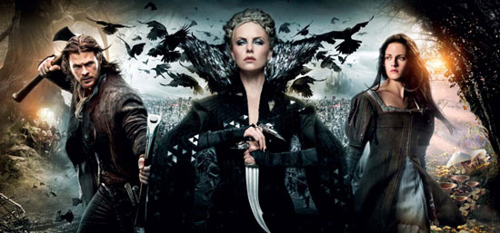 《白雪公主与猎人》前传:更多反派、更少矮人