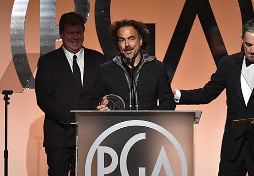《鸟人》获第26届美国制片人工会最佳影片奖