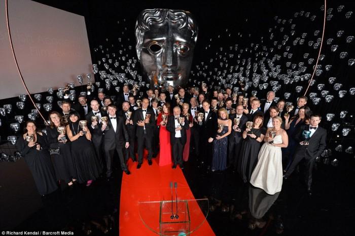 """""""英国奥斯卡""""BAFTA电影奖,《少年时代》最佳"""