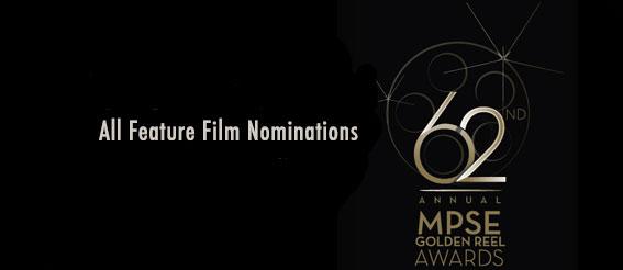 """第62届美国音效剪辑师协会(MPSE)""""金卷轴""""奖(Golden Reel Awards)揭晓"""