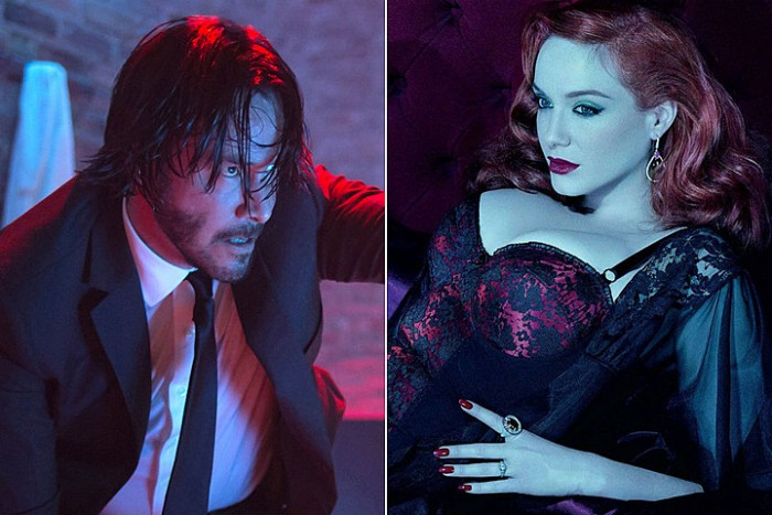Keanu-Reeves-Christina-Hendricks