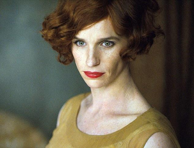 《丹麦女孩》埃迪·雷德梅尼(Eddie Redmayne)塑造变性人