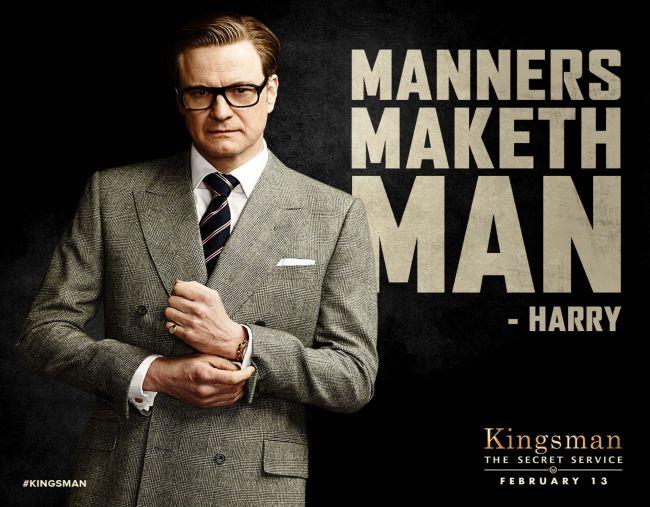 《王牌特工:特工学院》(Kingsman: The Secret Service)教堂删减片段