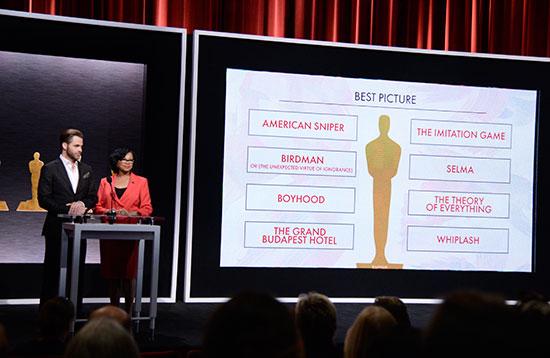 奥斯卡提名影片数量可能将恢复到5部