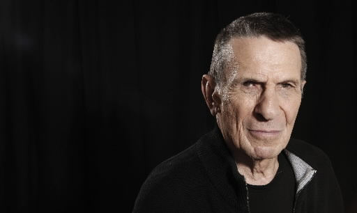 史波克走了:莱昂纳德·尼莫伊(Leonard Nimoy)去世,享年83岁