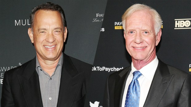汤姆·汉克斯(Tom Hanks)有望加盟伊斯特伍德新片《Sully》