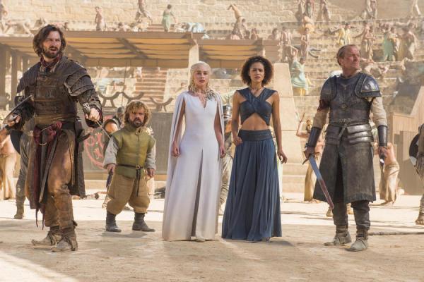美剧《权力的游戏》(Game of Thrones)试镜片段