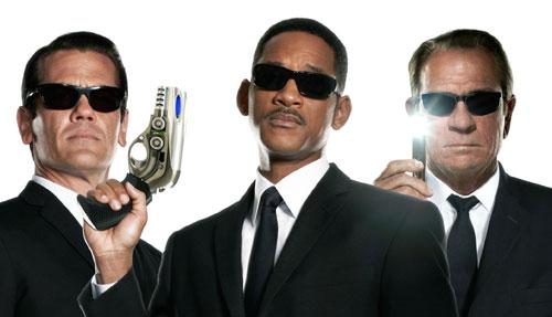 索尼重启《黑衣人》(Men in Black)三部曲  威尔·史密斯无缘