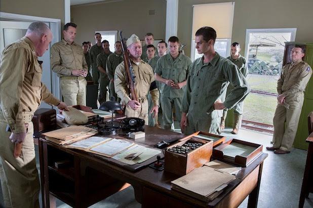 First Look:梅尔·吉布森冲绳岛战役电影《钢锯岭》