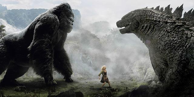 《哥斯拉大战金刚》(Godzilla vs Kong)定档2020年