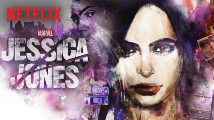 奈飞续订《杰西卡·琼斯》(Jessica Jones)第二季