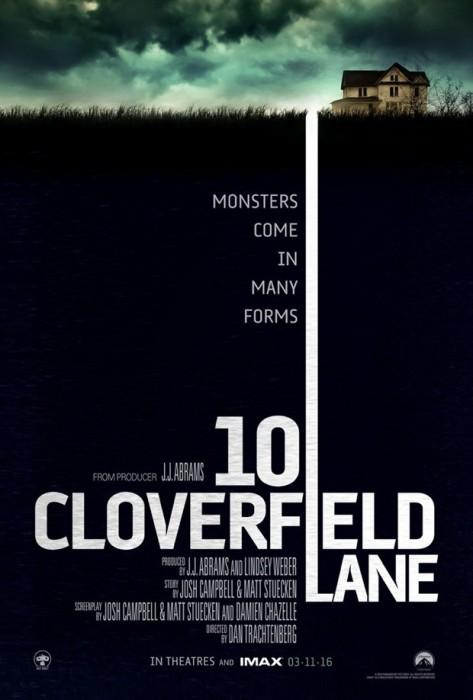 JJ监制《科洛弗道10号》(10 Cloverfield Lane)曝新预告 女主角被囚末世气氛浓烈