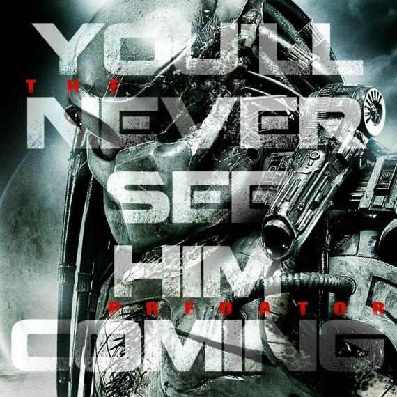 重启版《铁血战士》发布概念海报 《钢铁侠3》导演将执导该片