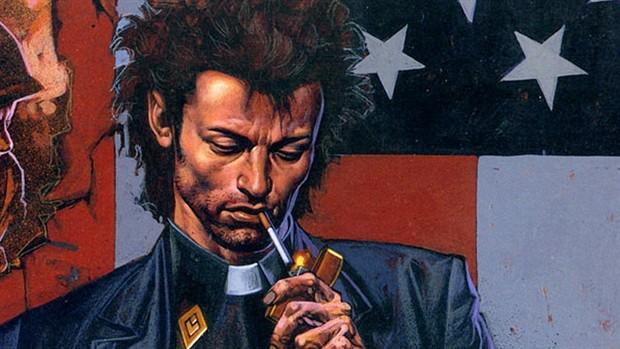 """重口味美剧《传教士》(Preacher)5月开播 汤姆·克鲁斯""""客串""""被炸飞"""