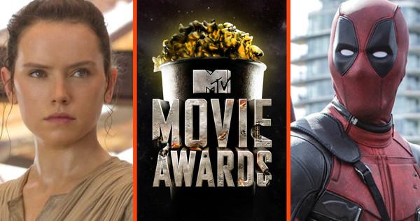 2016年MTV电影大奖公布提名 《星战7》11项领跑