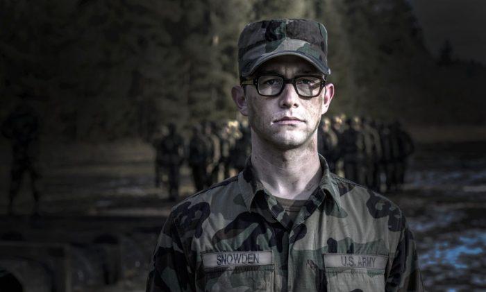 《斯诺登》(Snowden)首曝剧情版预告 囧瑟夫版斯诺登首亮相