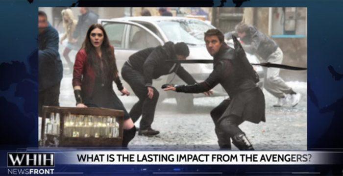 《美国队长3》曝病毒视频 新闻聚焦索科维亚危机 引出英雄内战导火索