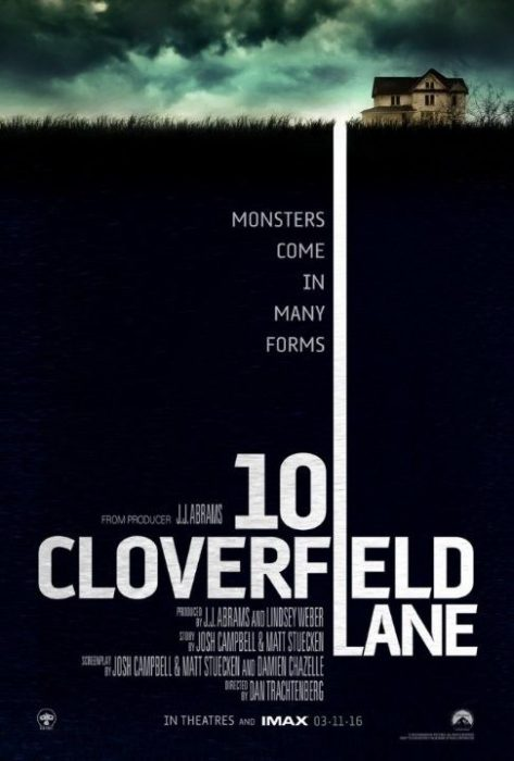 《科洛弗道10号》10 Cloverfield Lane (2016)