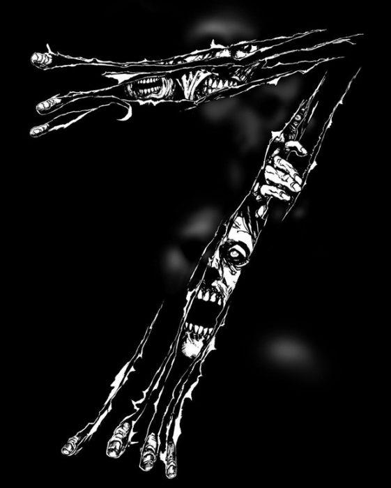 《行尸走肉》第七季开机 先导海报发布 死亡主角身份存疑