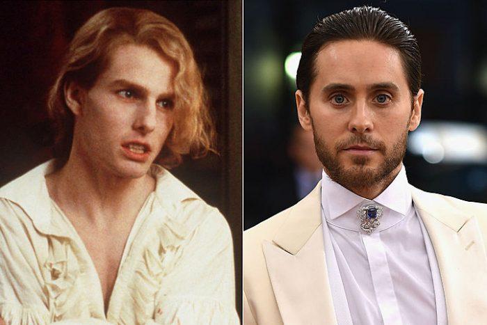 杰瑞德·莱托或演新版《夜访吸血鬼》 角色为莱斯塔特王子 旧版由阿汤哥饰演