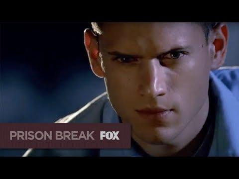 重启版《越狱》(Prison Break)发布官方预告