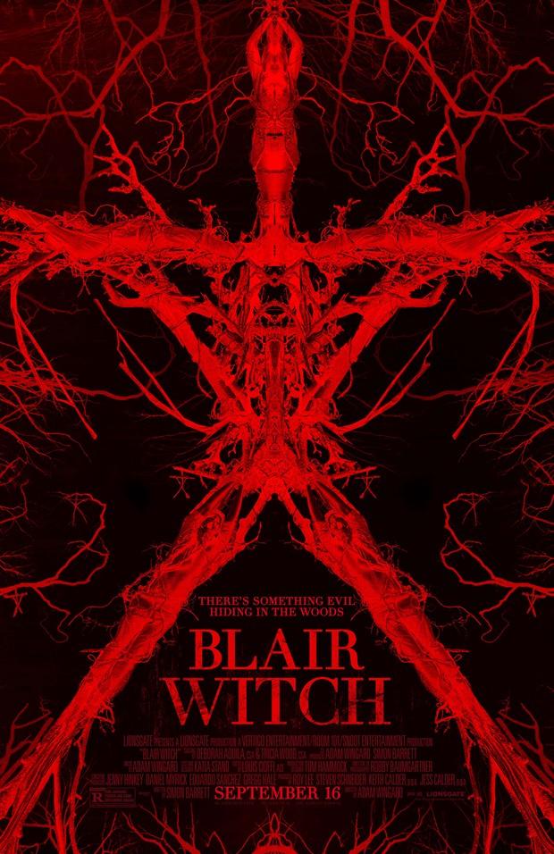 《女巫布莱尔》续集曝预告&海报 女主被困地下艰难求生 9月16日美国上映