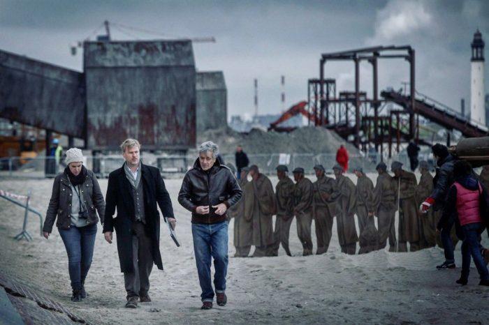 克里斯托弗·诺兰二战新片《敦刻尔克》(Dunkirk) Announcement首曝预告片