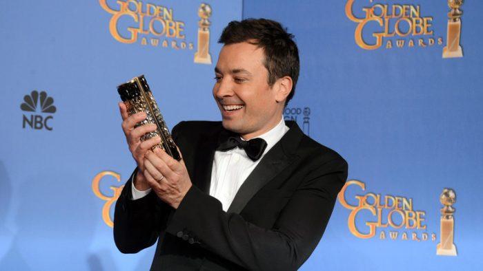 吉米·肥伦(Jimmy Fallon)将主持第74届金球奖颁奖典礼