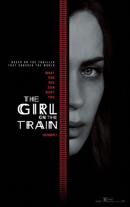 艾米莉布朗特《火车上的女孩》(The Girl on the Train)5中文片段齐发