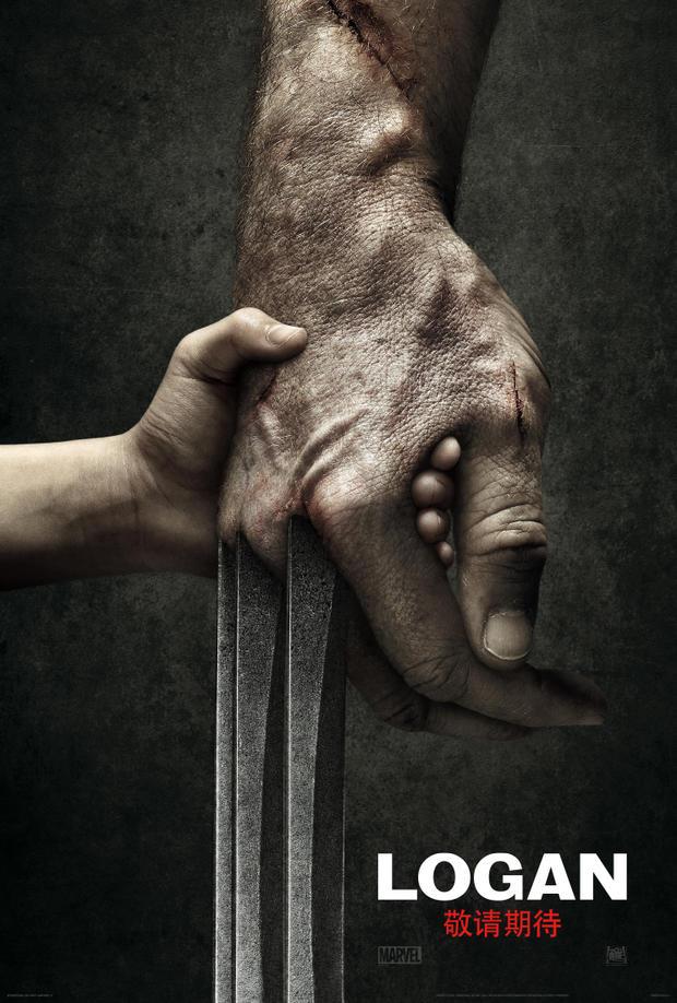 《金刚狼3:殊死一战》(Logan)首曝中文预告片 基调悲凉催泪