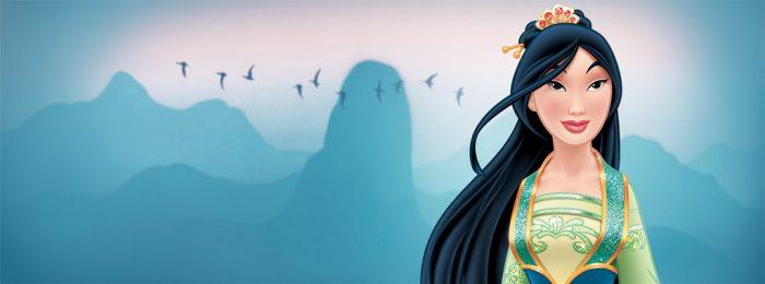 迪士尼真人版《花木兰》2018年底上映,将在全球寻找华人女主演