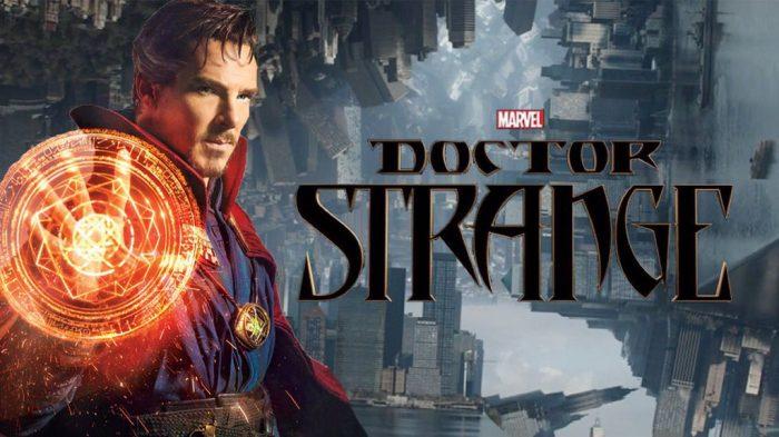 漫威《奇异博士》(Doctor Strange)高清幕后制作花絮中文特辑