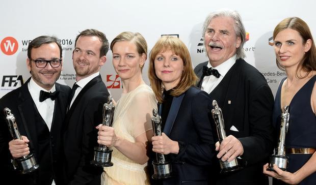 《托尼厄德曼》横扫2016欧洲电影奖 《欧维》摘最佳喜剧奖