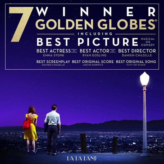 第74届金球奖(Golden Globe Awards)获奖名单 阿弗莱克&于佩尔摘剧情类影帝后