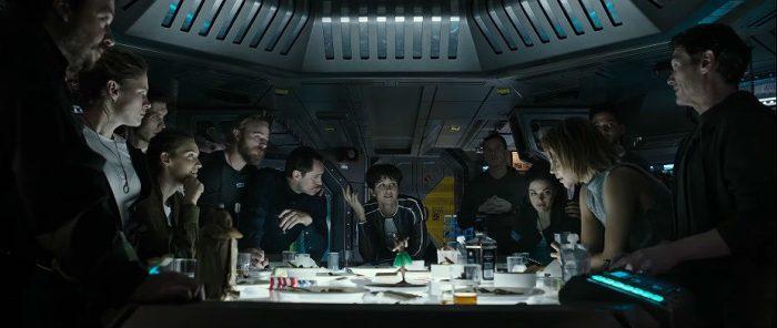 《异形:契约》(Alien: Covenant)发4分钟中文片段