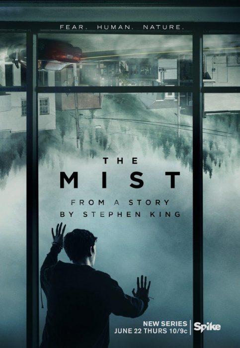 剧集版《迷雾》(The Mist)发限制级预告片