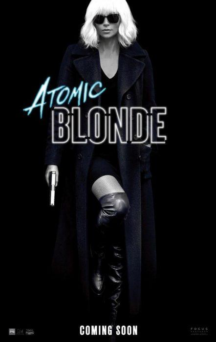 查理兹·塞隆《极寒之城》(Atomic Blonde)新预告
