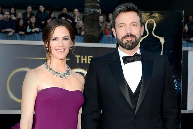 本·阿弗莱克 与妻子 珍妮弗·加纳 分居两年终离婚