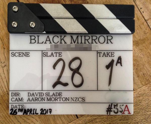 《绝命毒师》导演 大卫·斯雷德 加盟《黑镜》第四季