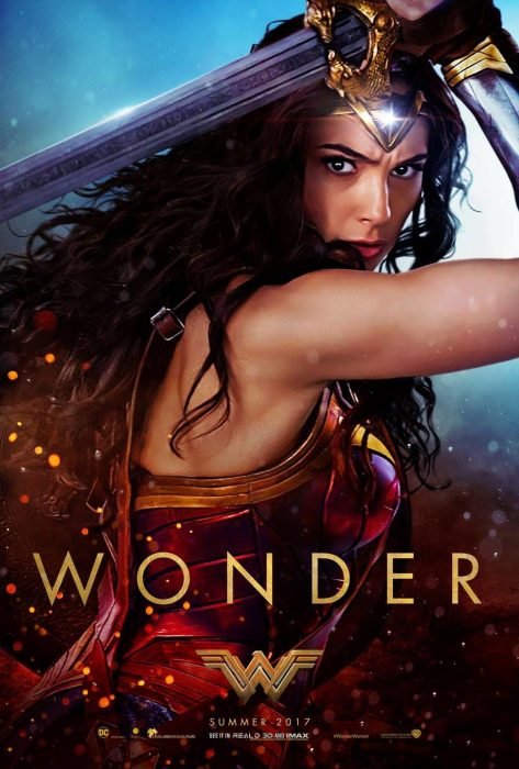 DC大作《神奇女侠》(Wonder Woman)发布终极预告