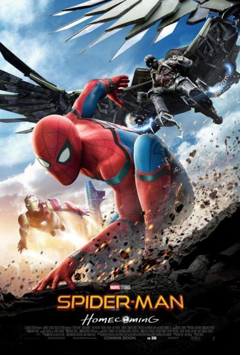 《蜘蛛侠:英雄归来》第三支预告片