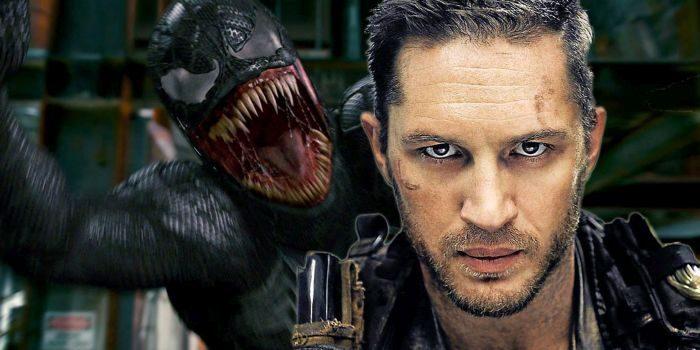 汤姆·哈迪(Tom Hardy)将出演《毒液》(Venom)