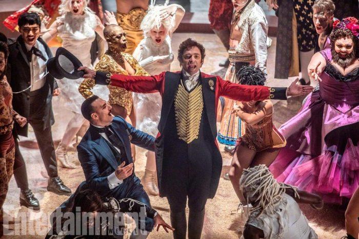 休·杰克曼歌舞新片《马戏之王》首发中文版预告