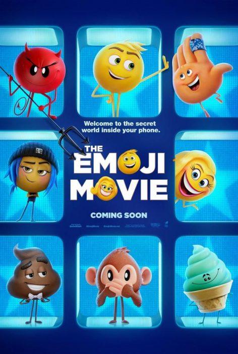 《表情奇幻冒险》(The Emoji Movie)最新中文预告