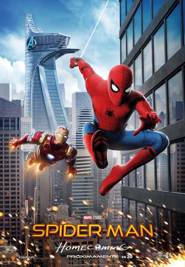 《蜘蛛侠:英雄归来》曝光导师版预告