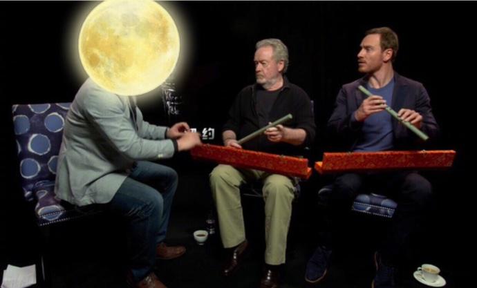 《异形:契约》法鲨雷导专访完整版
