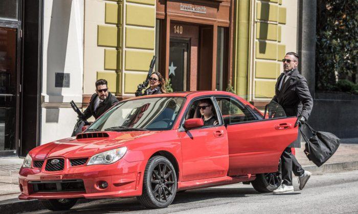 《极盗车神》(Baby Driver)6分钟全新片段曝光
