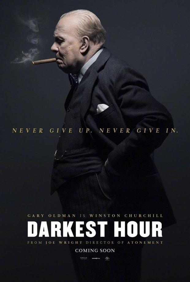 加里·奥德曼 《至暗时刻》(Darkest Hour)再曝中文全新预告