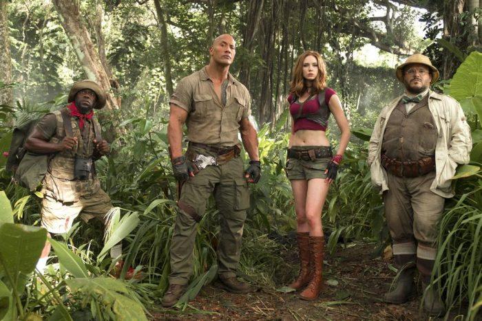道恩·强森《勇敢者的游戏:决战丛林》发中英双预告